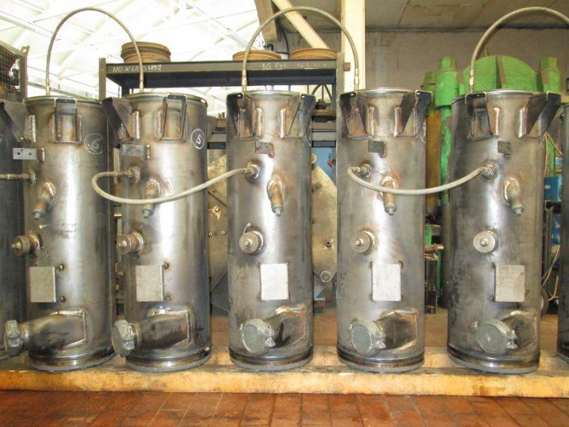 In prova idraulica