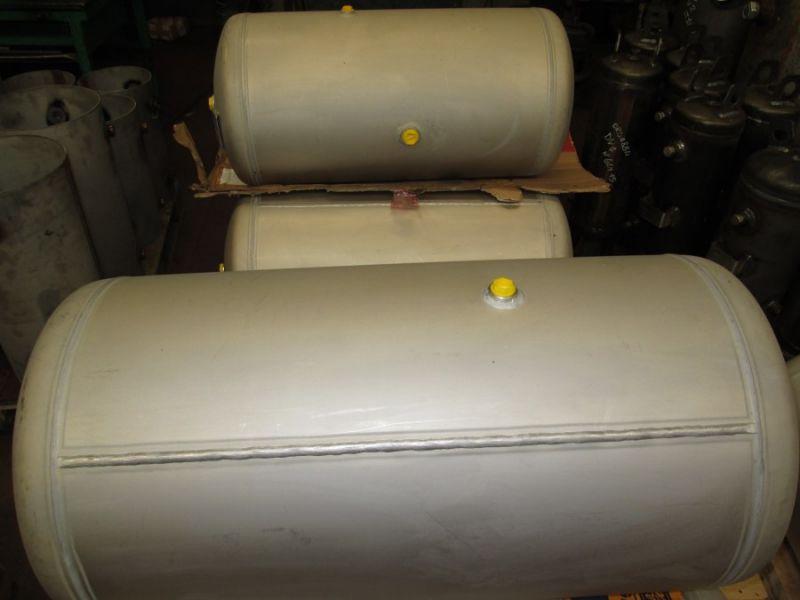 Serbatoi PED, 100 lt. in acciaio inossidabile, dopo trattamento di decapaggio
