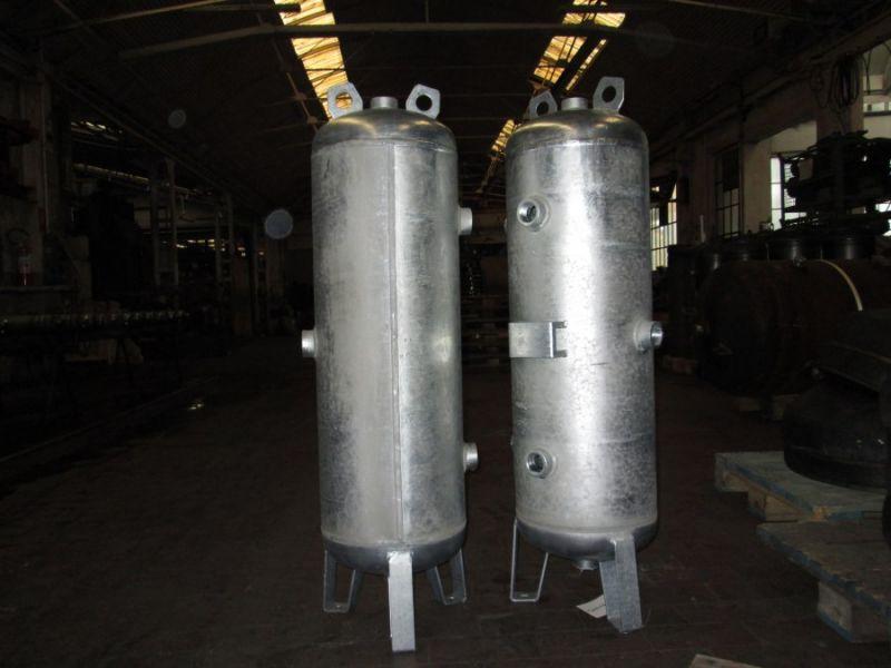ASME galvanized vessels 100 lt.